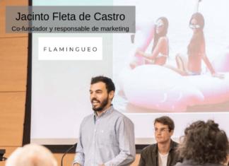 Flamingueo Jacino cofundador marketing