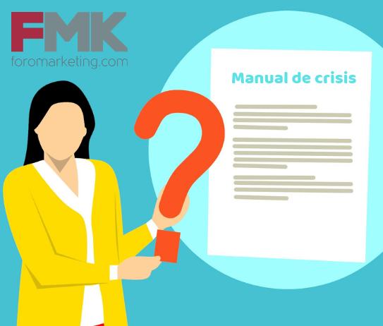 Elaborar manual de crisis