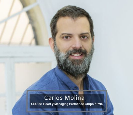 Carlos Molina, CEO de Tidart, nos da las claves sobre el marketing digital en la actualidad