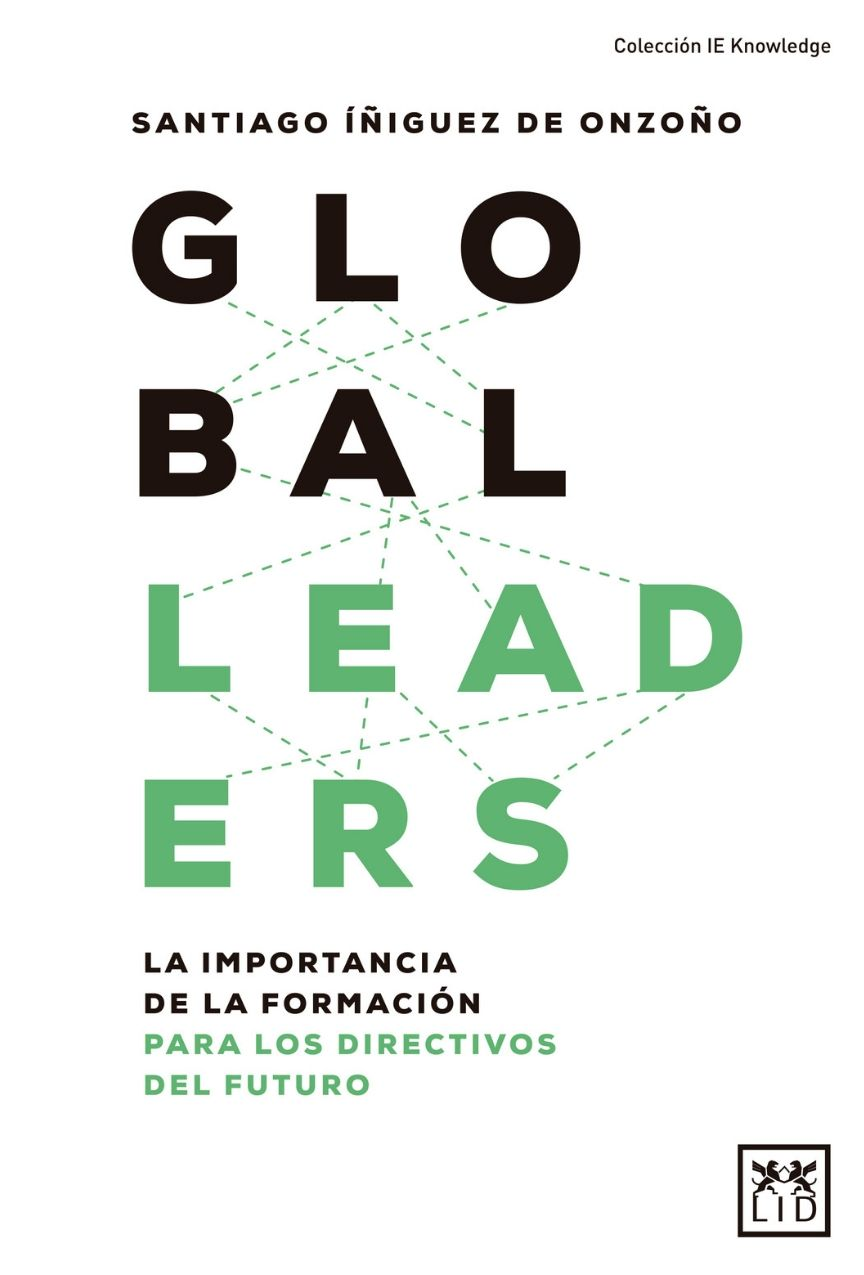 Prtada libro Global Leaders
