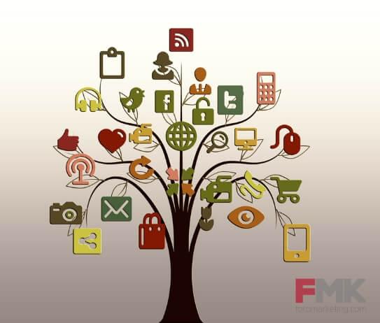 Las nuevas redes sociales