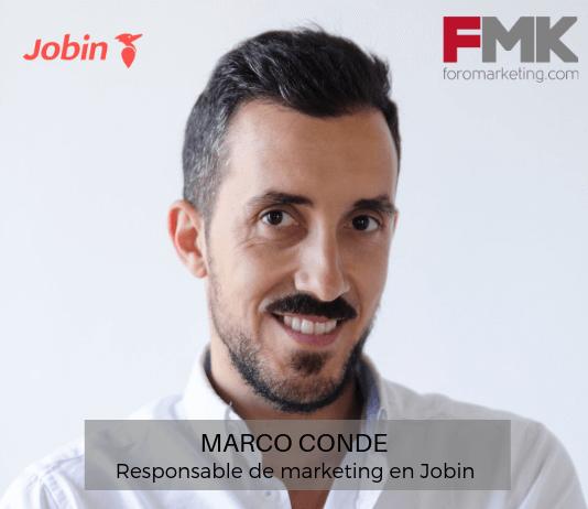 entrevista marco conde jobin app
