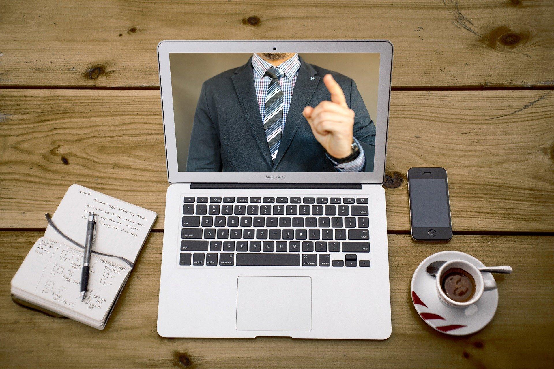 cómo afrontar una video-entrevista con éxito